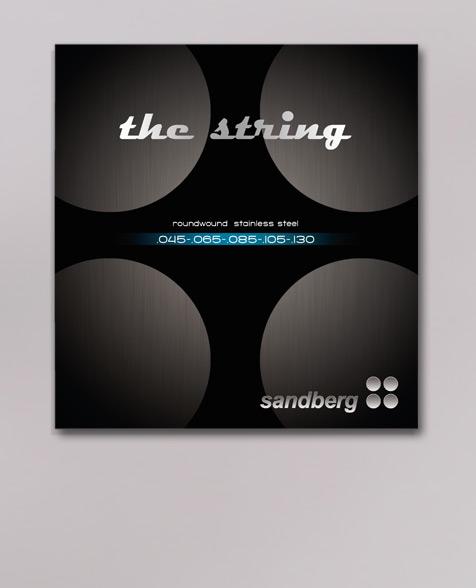Sandberg 45-130 Saitensatz für E-Bass