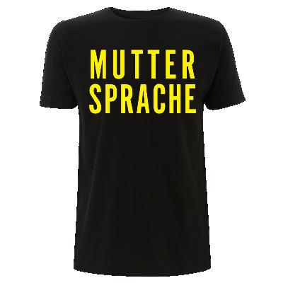 Sarah Connor Muttersprache T-Shirt 2016 unisex Shirt schwarz