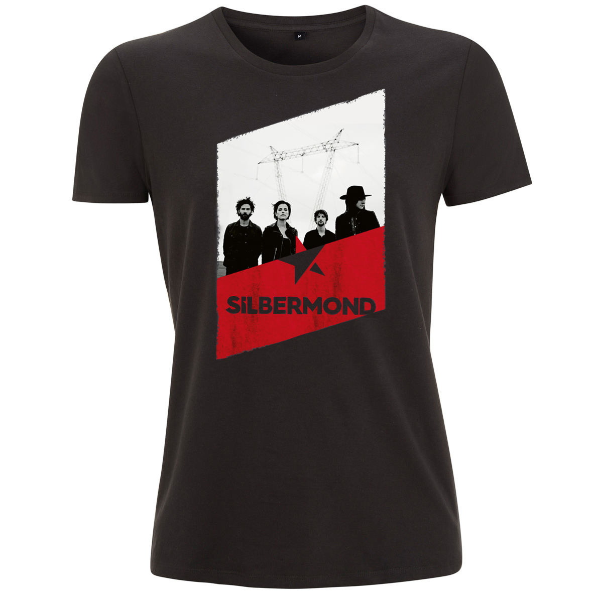 Silbermond Eventshirt Men 2019 T-Shirt, schwarz