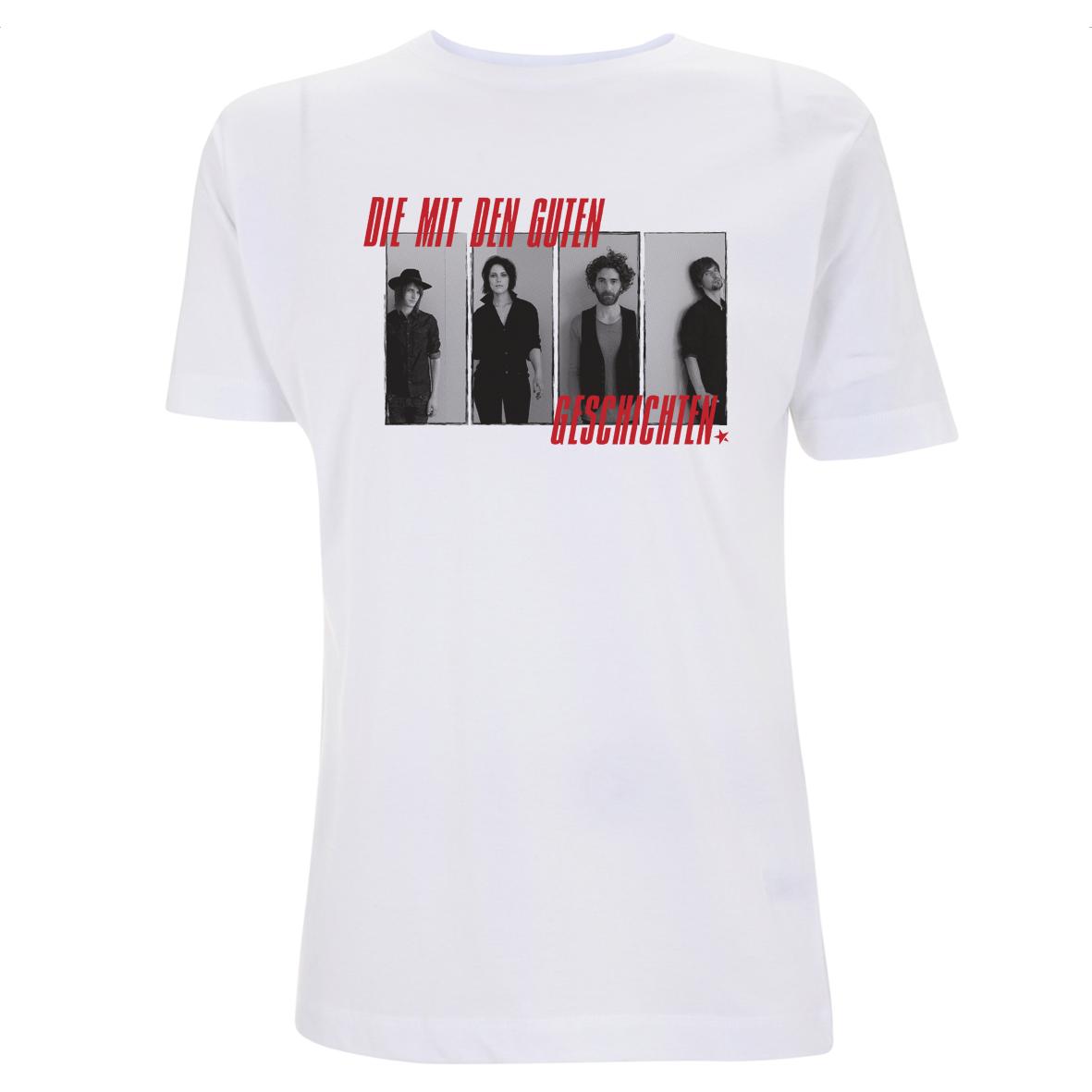 Silbermond Shirt - Gute Geschichten T-Shirt