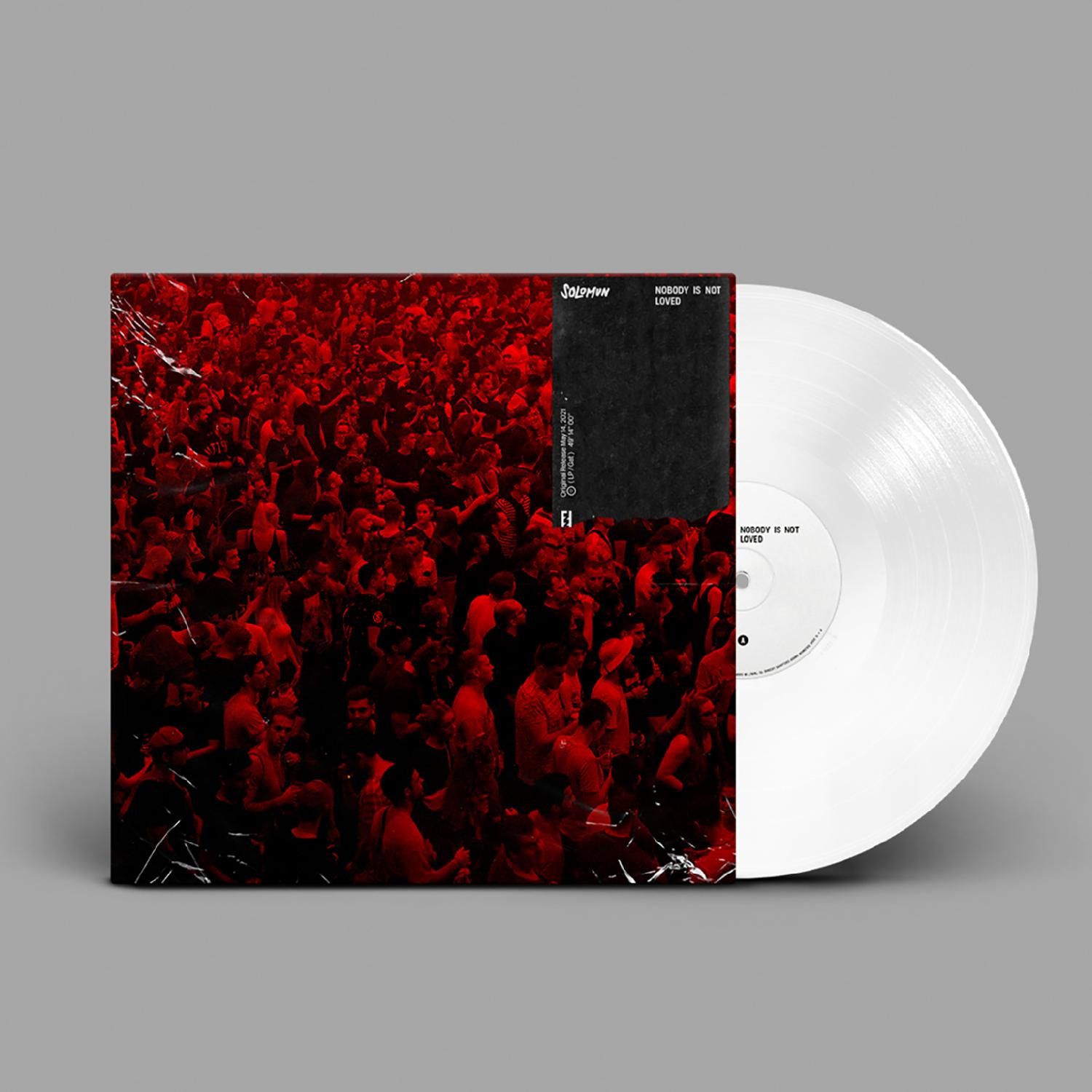 Solomun Nobody Is Not Loved (2x Vinyl) OUT MAY 15TH 2021 LP, PREORDER