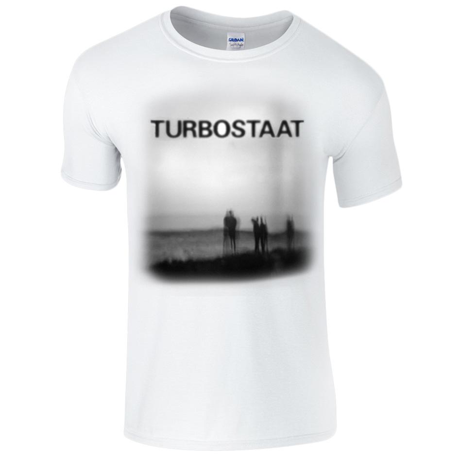 Turbostaat Abalonia (unisex) Shirt, BIO weiß