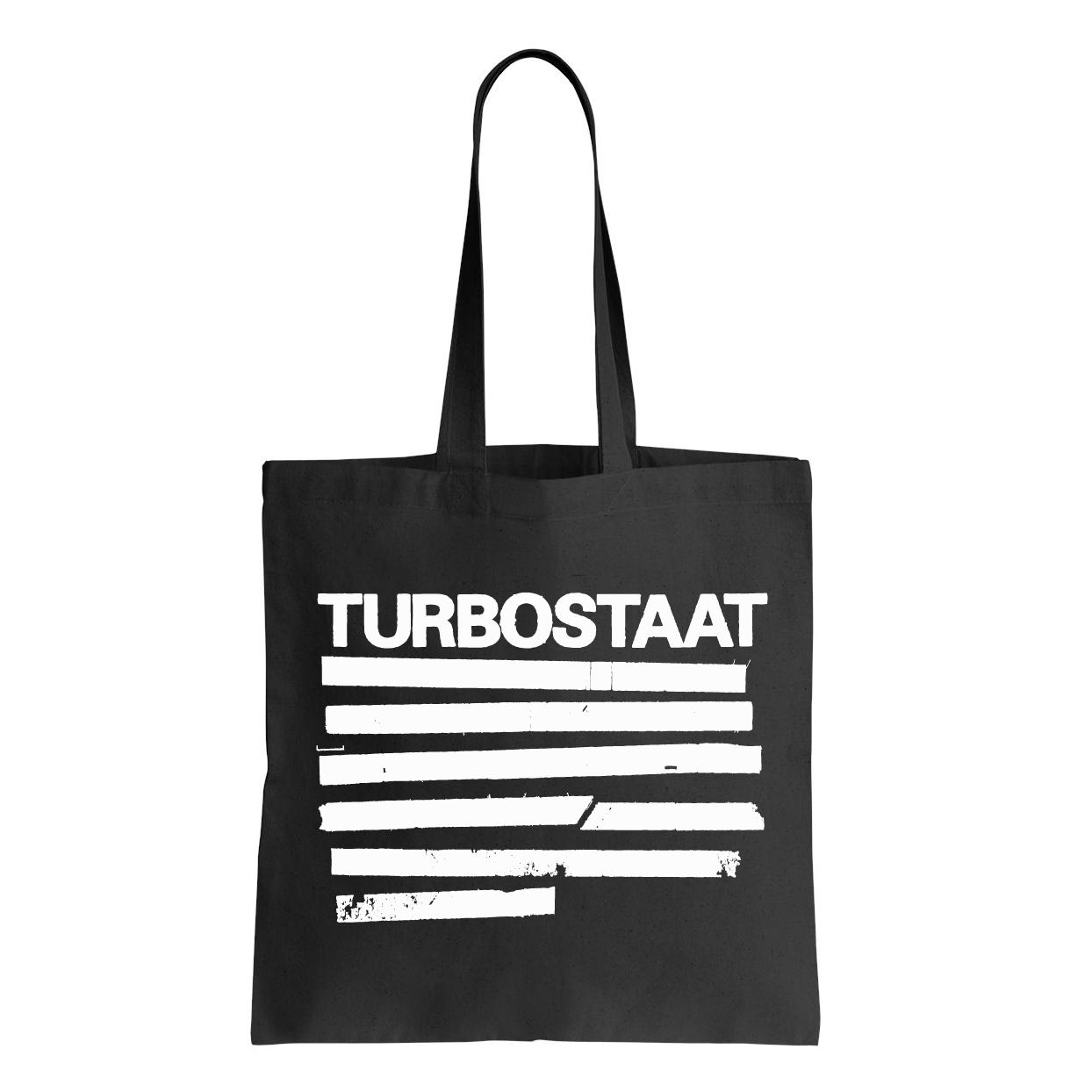 Turbostaat Balken Beutel Bag, black