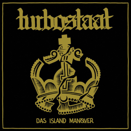 Turbostaat Das Island Manöver CD