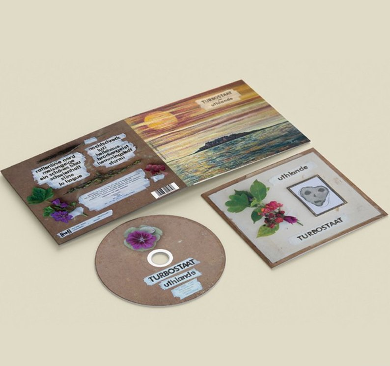 Turbostaat Uthlande CD CD