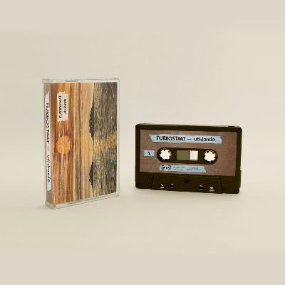 Turbostaat Uthlande MC audio cassette