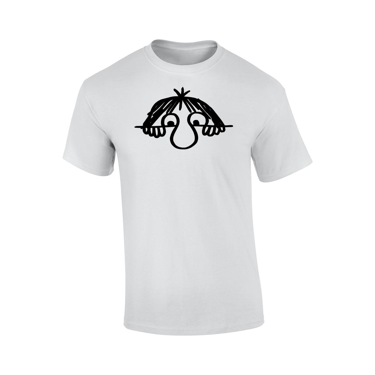 Westernhagen Stinker T-Shirt unisex T-Shirt, weiß