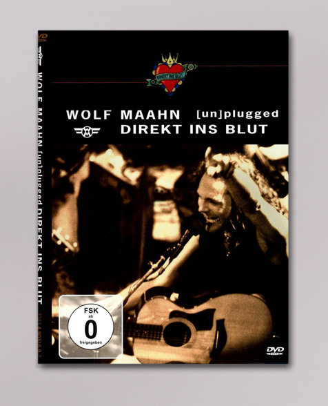 Wolf Maahn Direkt ins Blut DV