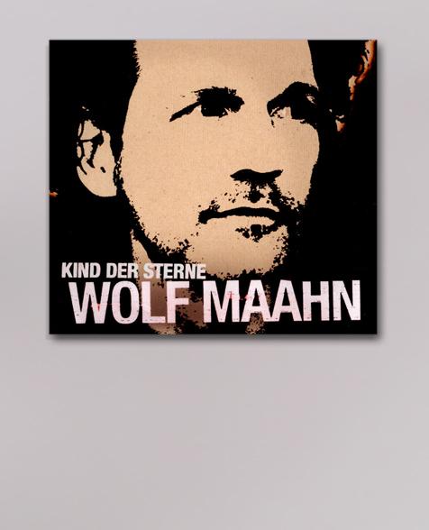 Wolf Maahn Kind der Sterne Maxi CD