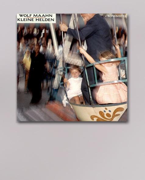 Wolf Maahn Kleine Helden CD