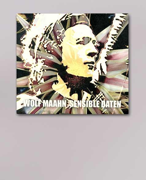 Wolf Maahn Sensible Daten CD