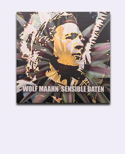 Wolf Maahn Sensible Daten LP