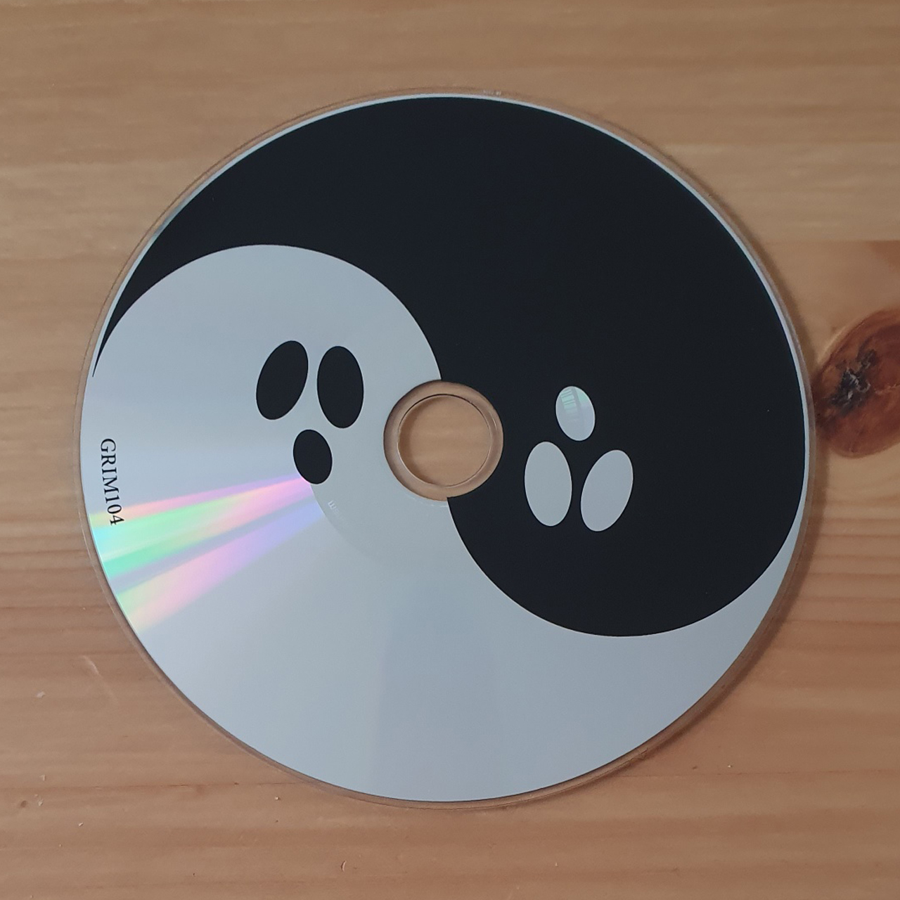 Zugezogen Maskulin Grim104 - Das Grauen, das Grauen / Signiert CD